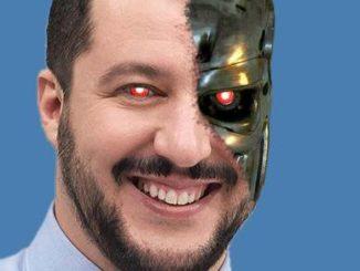 Cyborg Salvini
