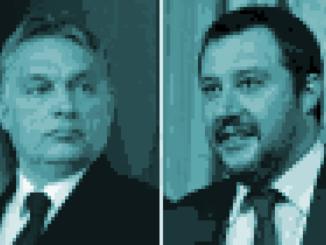 Salvini e Orban