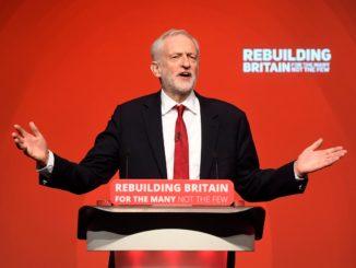 Jeremy Corbyn Labour Conference 2018