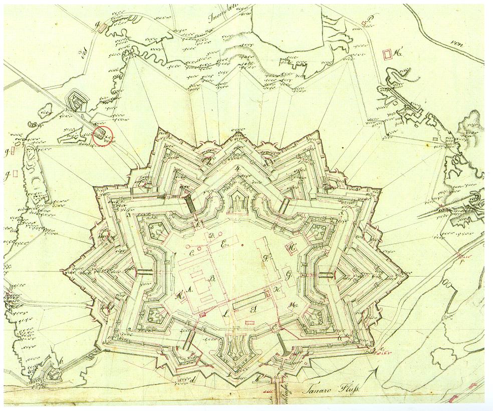 1822- Archinio di Stato Vienna - Kriegsarchiv - Ausland I a)1 - Alessandria - Nr7 T1
