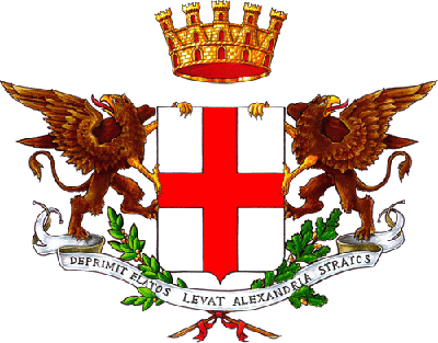 Alessandria-Stemma