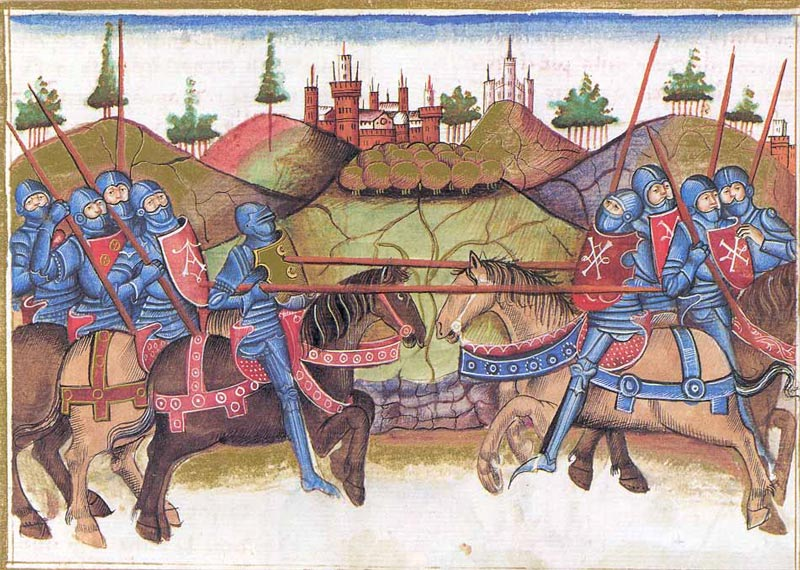 Il Cavaliere Medioevale: un Ruolo più Complicato di quanto si possa Pensare – Vanilla Magazine